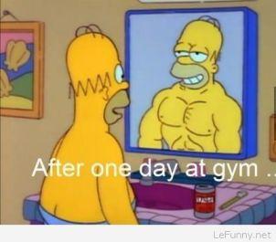 homer-gym