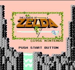 Legend of Zelda, The (U)