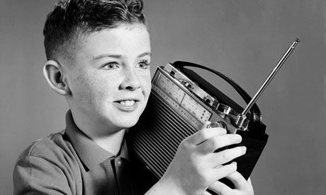 child-listening-to-radio